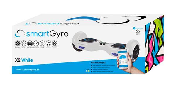Patinete eléctrico SmartGyro X2 en Amazon