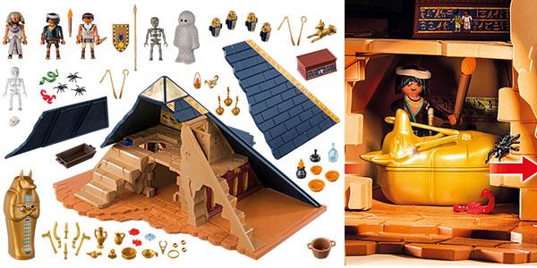 Juguete Pirámide del Faraón de Playmobil al mejor precio