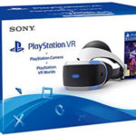 PlayStation VR + Cámara PlayStation V2 + VR Worlds barato