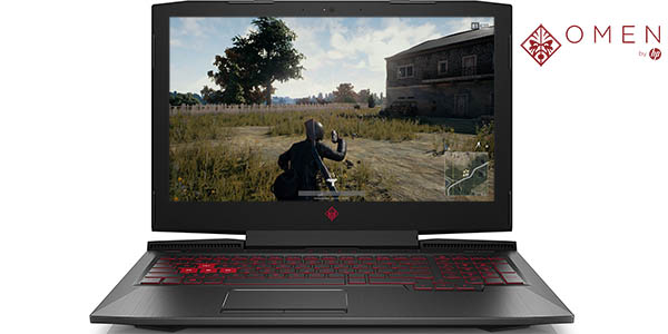 "Portátil HP OMEN 15-CE019NS de 15.6"" Full HD"