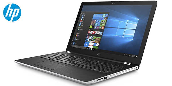 Portátil HP Notebook 15-bs042ns
