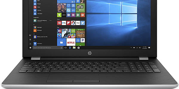 HP Notebook 15-bs045ns con disco SSD