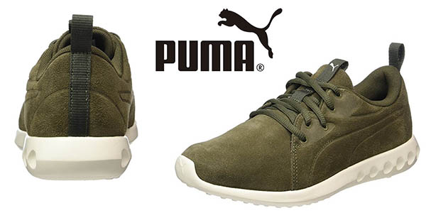 zapatilla puma fierce verdes