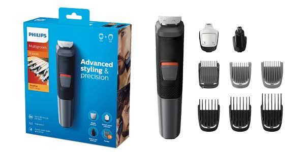 Recortador de barba Philips MG5720/15 y precisión 9 en 1 con tecnología Dualcut chollo en Amazon
