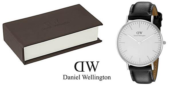 reloj analógico Daniel Wellington para mujer chollo
