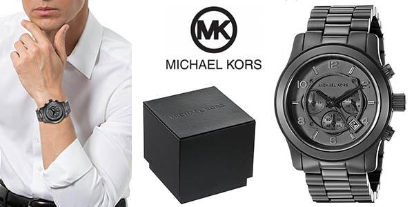 a01bd7dde574 Reloj de pulsera Michael Kors MK8157 para hombre por sólo 129€ con ...