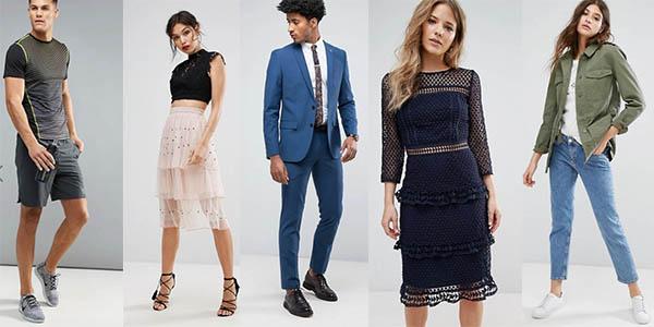 ropa para mujer y para hombre con grandes descuentos en primeras marcas