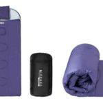 Saco de dormir Enkeeo ligero cómodo y de calidad chollo en Amazon