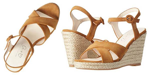 sandalias de cuña Another Pair of Shoes para mujer chollo