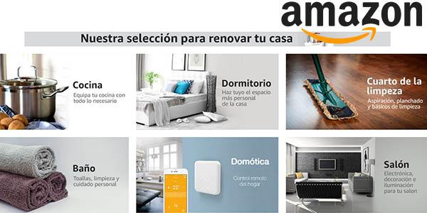 selección de productos para el hogar en Amazon octubre 2017