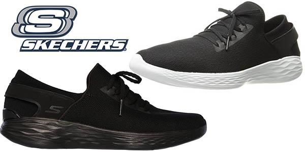 sitio web para descuento Venta de liquidación 2019 comprar online Chollo Zapatillas Skechers You-Inspire para mujer por sólo ...