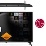 Smart TV LG 49LJ614V LED Full HD Surround 2.0 de 49 pulgadas barata