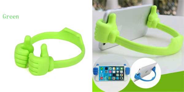 Soporte universal para móvil Pulgares chollo en eBay