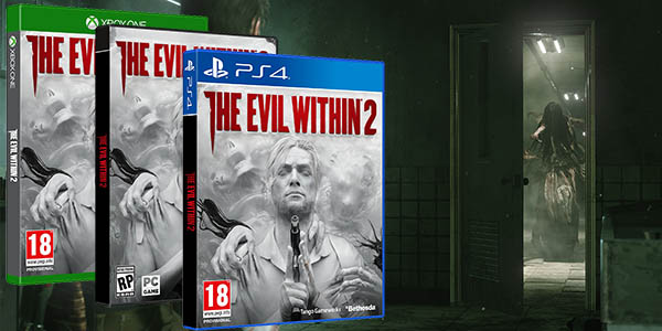The Evil Within 2 + DLC
