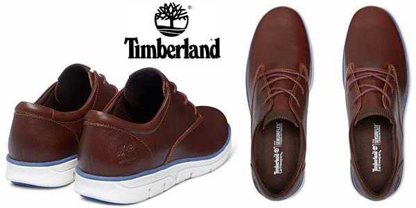 Chollo zapatos timberland bradstreet pt oxford para hombre for Zapateros baratos carrefour