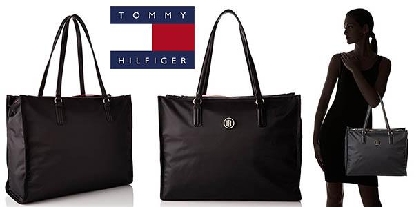 Bolso Tommy Hilfiger Poppy grande fácil de limpiar chollo