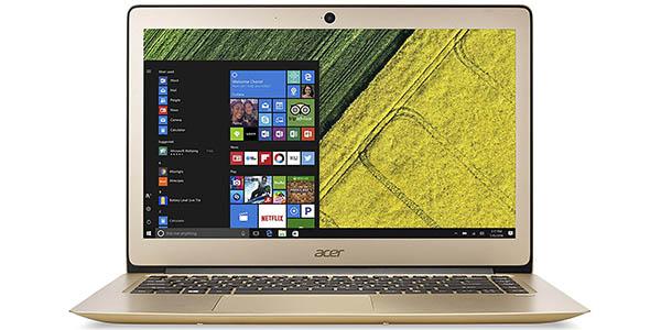 """Ultraportátil Acer SF314-51-30Q de 14"""" Full HD"""
