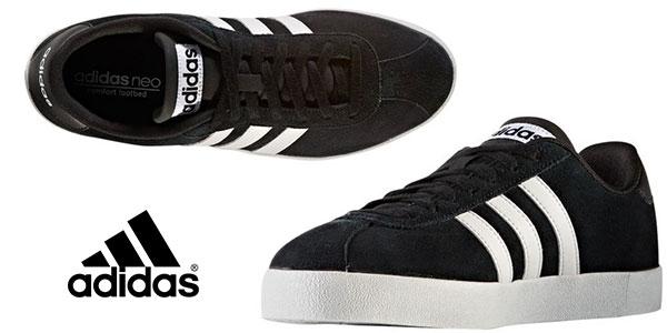 Neo Color Por Court Vulc Chollo Zapatillas 41 De Sólo Adidas Negro 8n0OXwkP
