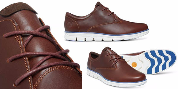 Chollo Zapatos Timberland Bradstreet Pt Oxford para hombre por sólo ... 16af90fe36c