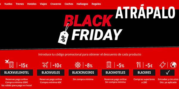 Atrápalo Black Friday 2017