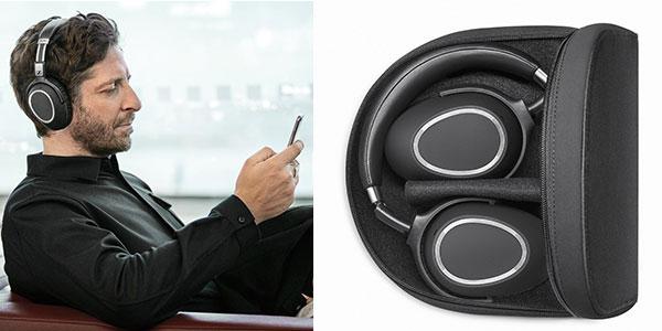 Auriculares de diademas Sennheiser PXC550 con Bluetooth y NFC rebajados