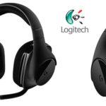 Auriculares inalámbricos gaming Logitech G533 con DTS 7.1 baratos