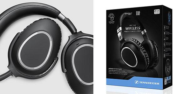 Auriculares Sennheiser PXC550 de color negro al mejor precio