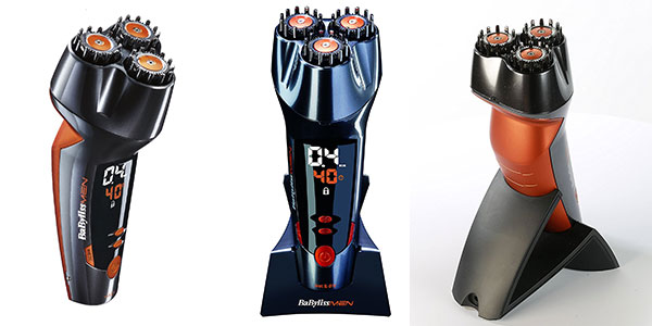 Barbero BaByliss SH510E con sistema de rotación exclusivo rebajado