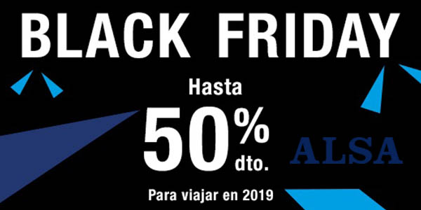 Black Friday ALSA 2018