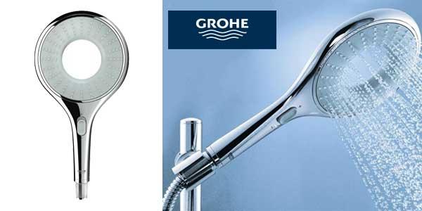 S lo hoy cabezal de ducha grohe 27276000 icon 150 con 2 for Alcachofa ducha grohe