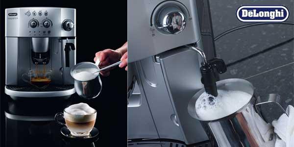 Cafetera superautomática DeLonghi Magnifica ESAM4200S con Cappuccino System chollazo en Amazon