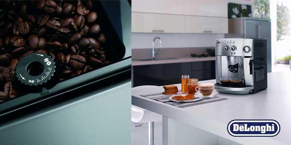 Cafetera superautomática DeLonghi Magnifica ESAM4200S con Cappuccino System barata en Amazon