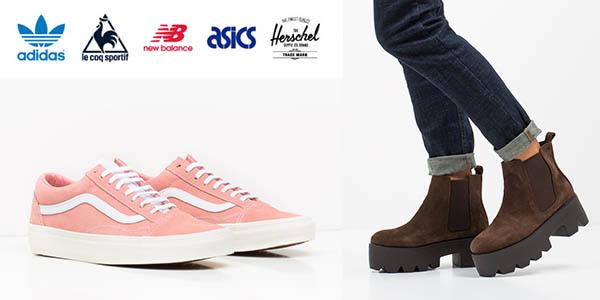 calzado de marca rebajado en Zatro
