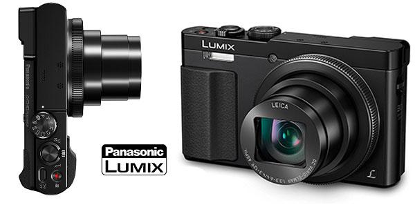 Cámara compacta Panasonic Lumix DMC-TZ70EG-K,al mejor precio