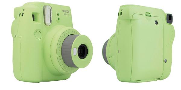 Cámara Fujifilm Instax 9 en oferta en Amazon