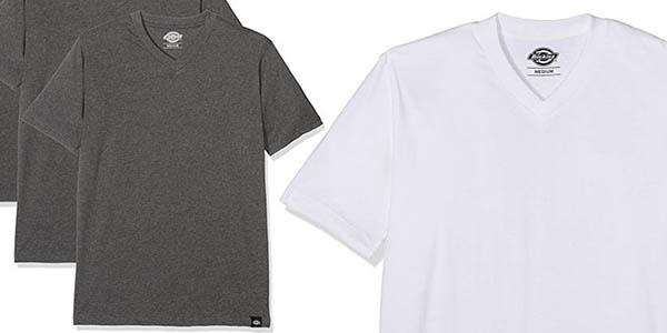 camisetas manga corta Dickies para hombre Dickies con genial relación calidad-precio