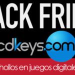 Códigos de Steam baratos Black Friday