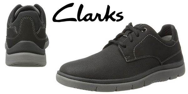 Clarks Tunsil Plain 261287827 zapatos deportivos cómodos para hombre baratos