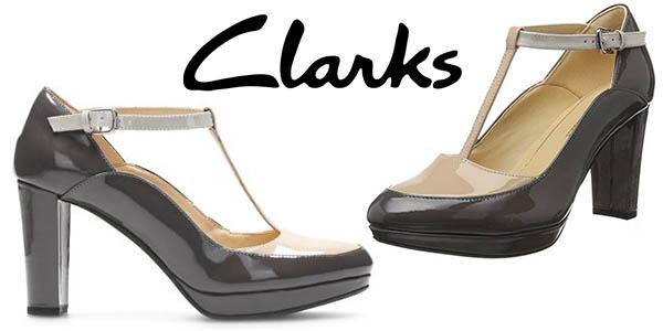 Clarks Mujer Para Daisy Por Zapatos Kendra Sólo 30 Brutal 56 Chollo qwxYp1fY
