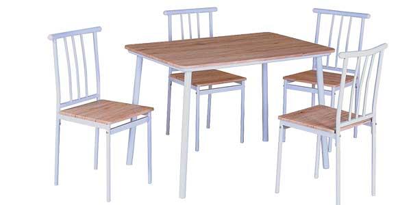 Amazon mesas y sillas de comedor casa dise o for Sillas comedor amazon