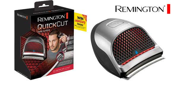 Cortapelos Remington HC4250 QuickCut y cuchilla Curvecut de 9 peines chollo en Amazon