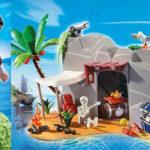 Cueva pirata de Playmobil Super4 barata