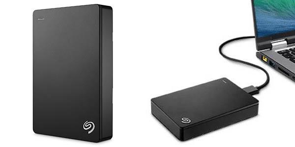 Seagate Backup Plus Slim de 5 TB