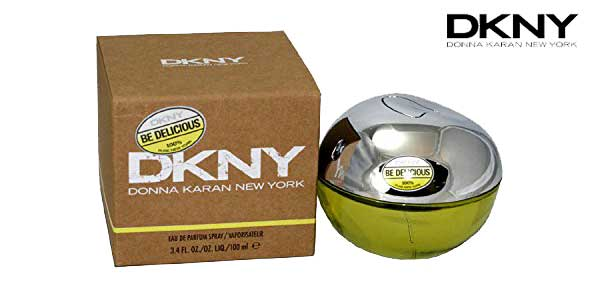 Eau de parfumm Donna Karan DKNY Be Delicious de 100 ml para mujer barato en Amazon