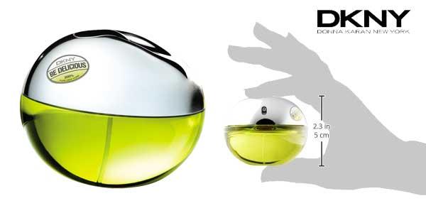 Eau de parfumm Donna Karan DKNY Be Delicious de 100 ml para mujer chollo en Amazon