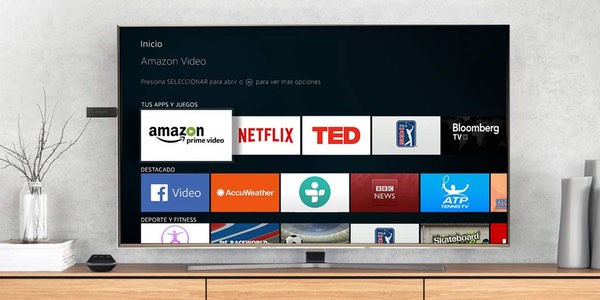 Reproductor multimedia Fire TV Stick Basic Edition