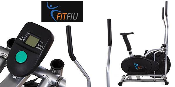 Fitfiu ORB2000S bicicleta estática elíptica relación calidad-precio genial
