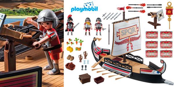 Galera romana 5390 de Playmobil History al mejor precio