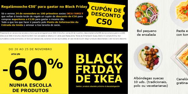 Ikea A Coruña Black Firday 2017