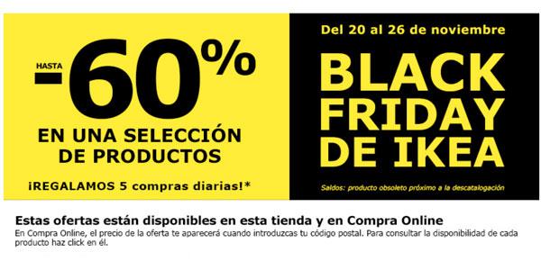 Ikea Black Friday 2017 Madrid